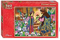 """Puzzle-360 """"Аленький цветочек"""""""