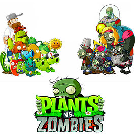 Зомби против растений (Plants vs Zombies)