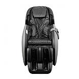 Массажное кресло Casada Alphasonic 2 Black Grey, фото 2