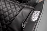 Массажное кресло Casada Alphasonic 2 Black Grey, фото 3