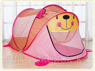 Игровой  Домик-палатка  Мишка