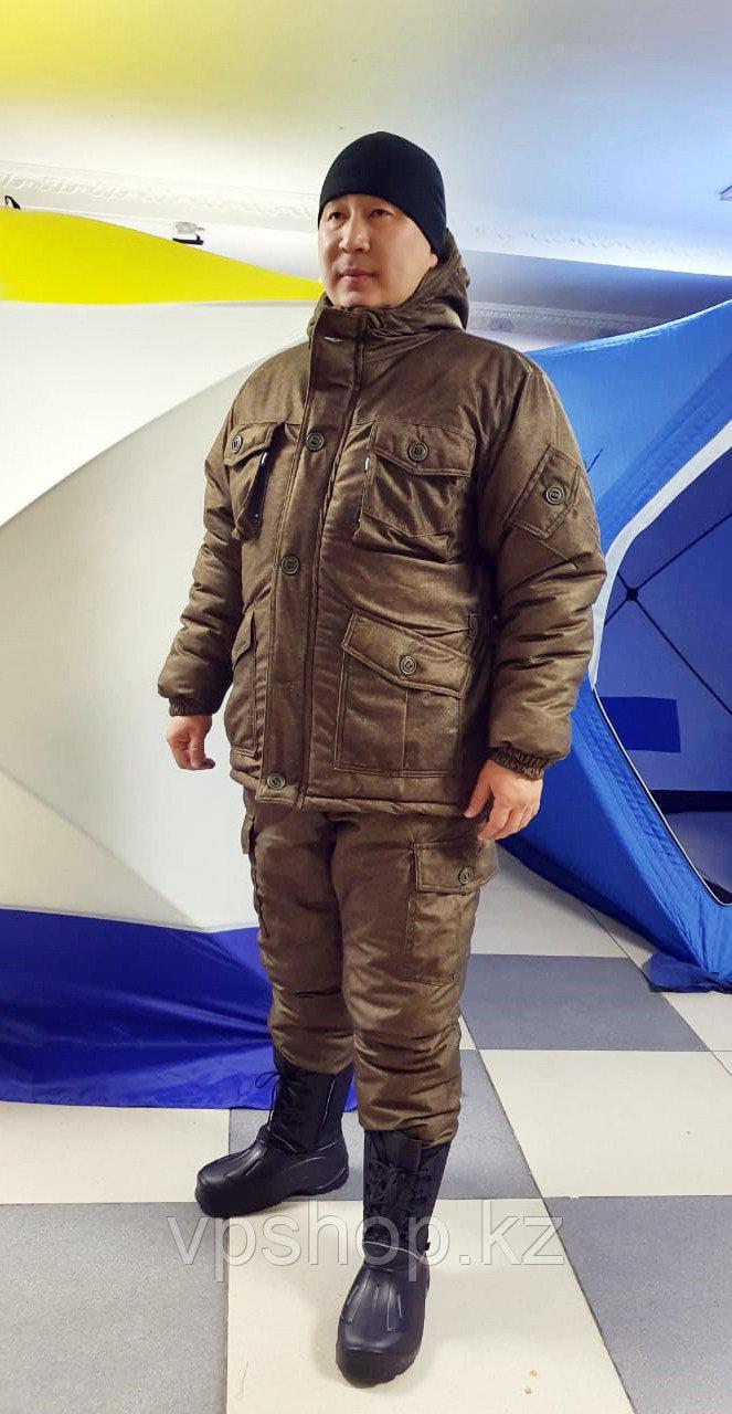 """Утепленный костюм """"Земля"""" зимний"""