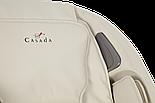 Массажное кресло Casada Alphasonic 2 Сream, фото 4