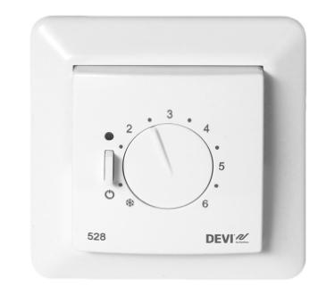 Терморегуляторы DEVIreg 528