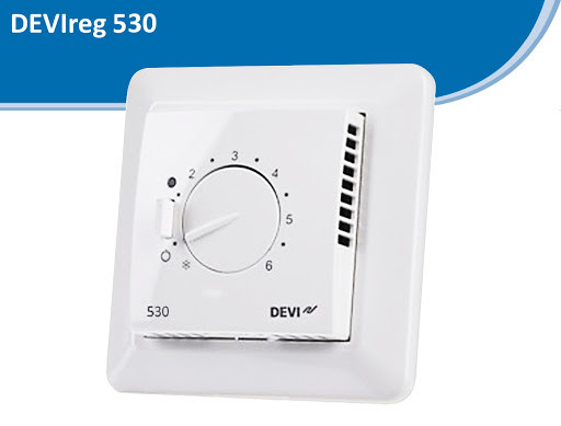 Терморегуляторы DEVIreg 530