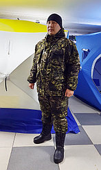 "Утепленный зимний костюм ""Forest"""