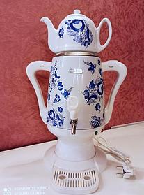 Самовар электрический с чайником