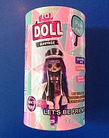 Игрушка LOL Doll Surprise кукла пупс-сюрприз в капсуле 16 х 9 см