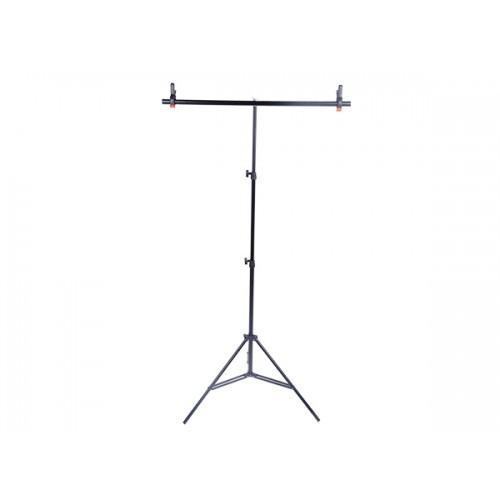 Т образный Комплект стоек - каркас 200см × 100 см  для студийного бумажного фона от Cowboy Studio