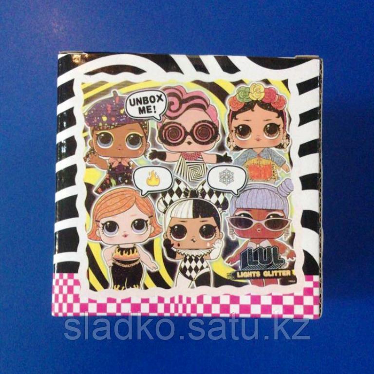 Игрушка LUL Surprise Кукла пупс-сюрприз в коробке 11,5х11,5 см - фото 2