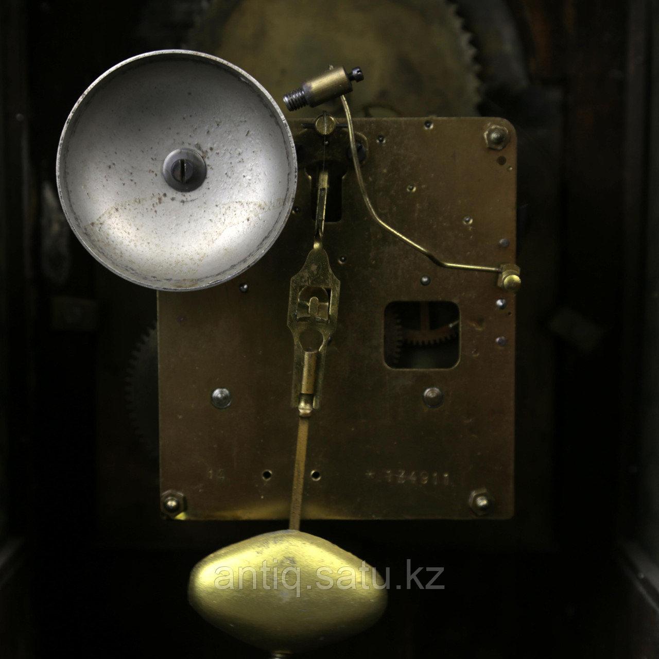 Настольные часы. Англия, Лондон. Середина ХХ века. - фото 7
