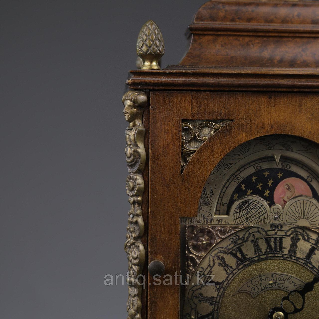 Настольные часы. Англия, Лондон. Середина ХХ века. - фото 3