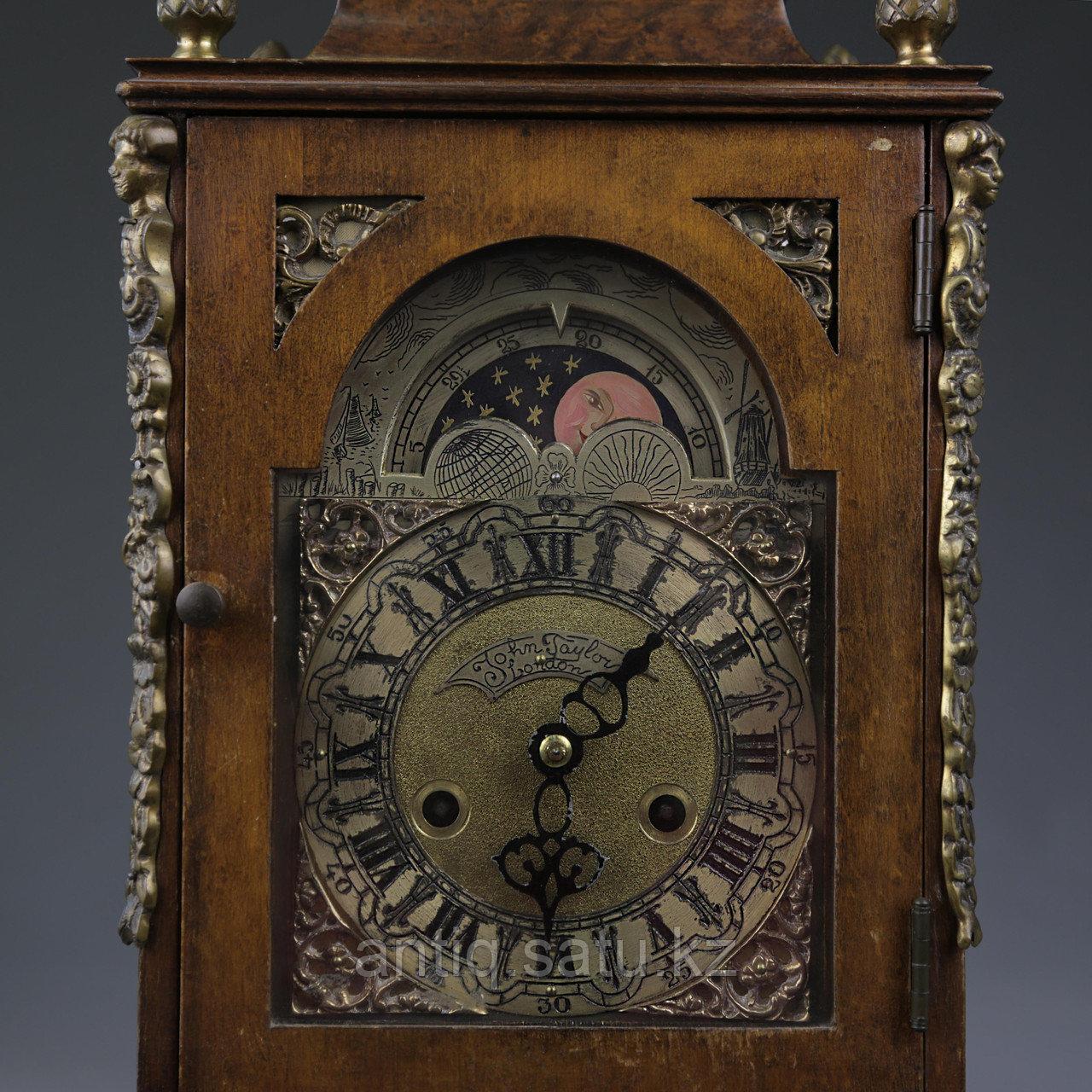 Настольные часы. Англия, Лондон. Середина ХХ века. - фото 5