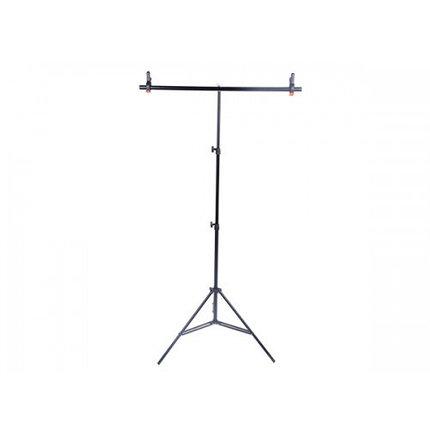 Т образный Комплект стоек - каркас 2м высота × 2м ширина  для студийного фона, фото 2