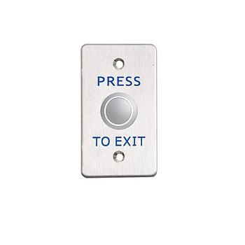 Кнопка выхода GT-E06S, врезная, с подсветкой