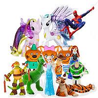 Игрушки по персонажам (по тема...