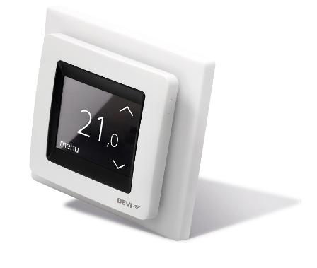 Программируемый сенсорный терморегулятор DEVlreg Touch