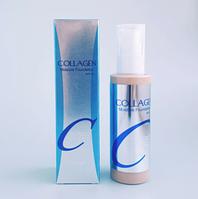 Увлажняющий тональный крем с коллагеном Enough Collagen Moisture Foundation SPF