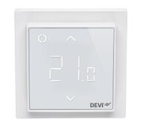 Программируемый терморегулятор DEVIreg Smart с Wi-Fi Полярно-белый