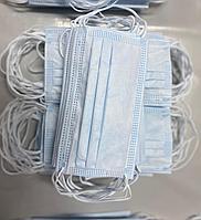 Медицинская маска в индивидуальной упаковке по 5 шт. - 10 шт.