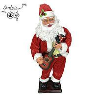 Танцующий Санта Клаус 1.2 м, фото 1
