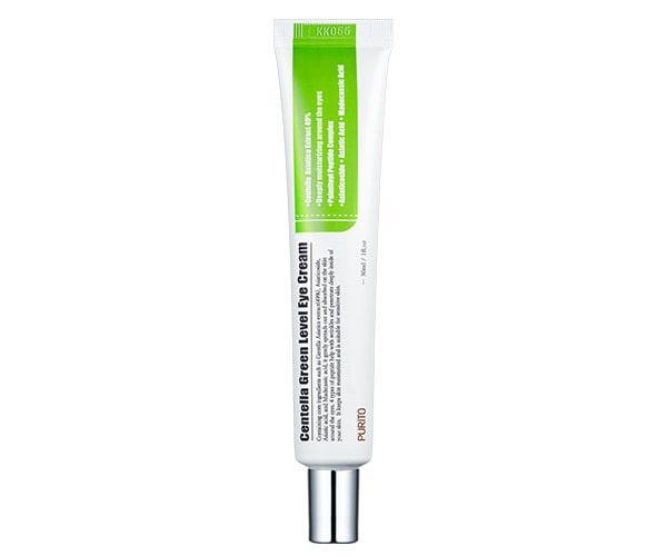 Крем для кожи вокруг глаз с пептидами и центеллой PURITO Centella Green Level Eye Cream