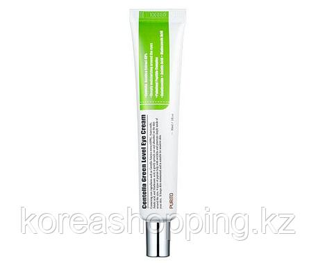 Крем для кожи вокруг глаз с пептидами и центеллой PURITO Centella Green Level Eye Cream, фото 2