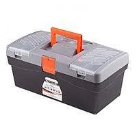 Ящик для инструмента 17, 420 х 220 х 180 мм, пластик Россия Stels