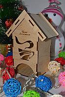 """Подарочная коробка """"Чайный домик"""" (деревянная), фото 2"""