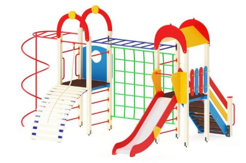 Детский игровой комплекс «Рада» (100) H=1200
