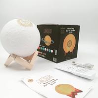 Настольный светильник шар