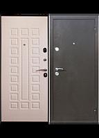 Входные двери Йошкар Белёный Дуб, металлические