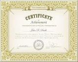 Печать сертификатов для компаний, фото 2