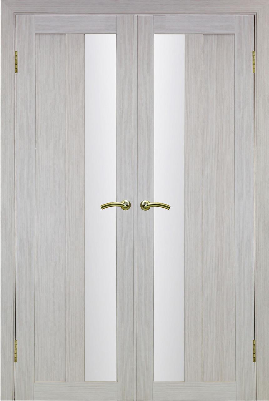 Комплект двери Оптима Порте 521.21 двухстворчатая - фото 1