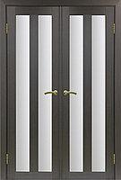 Комплект двери Оптима Порте 521.22 двухстворчатая