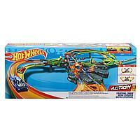 Hot Wheels: Action. Игровой набор Грандиозное Столкновение