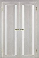 Комплект двери Оптима Порте 522.212 двухстворчатая