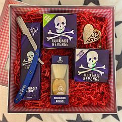 The Bluebeards Revenge Подарочный набор с опасной бритвой