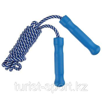 Скакалка 2,6 м, d=0,7 см, нейлон, цвета МИКС