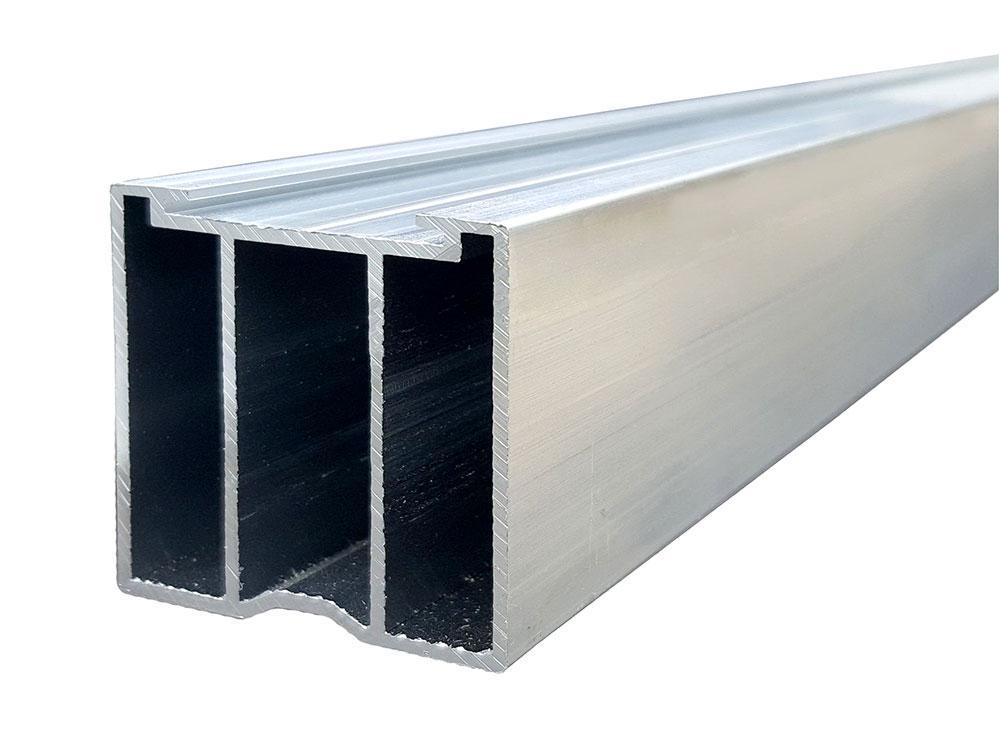 Лага алюминиевая Hilst Standart 40*35*4000 мм