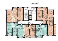 2 комнатная квартира в ЖК Jeruiyq 60.43 м², фото 1