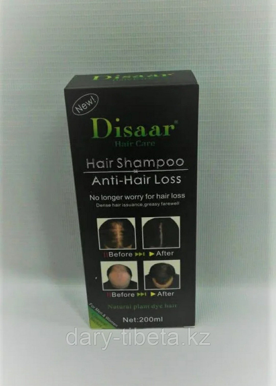 Disaar - Шампунь Hair Shampoo Anty-Hair Loss
