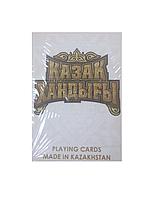 Колода карт бумага Казахское ханство / Қазақ хандығы арт.KBZ02