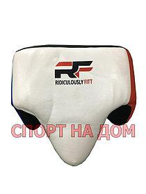 Боксерский бандаж RIDICULOUSLY FITT (белый) размер L