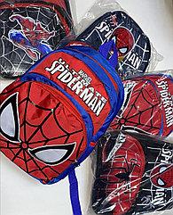 Детский рюкзак Spiderman Аоkali синий с красным