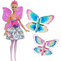 Кукла Barbie Фея с летающими крыльями 08, фото 1