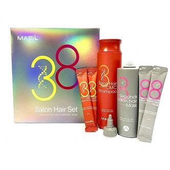 Набор для восстановления волос Masil Salon Hair Set, фото 2