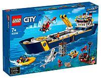 LEGO: Океан: исследовательское судно CITY 60266