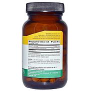 Country Life, Глицин, 500 мг, 100 таблеток, фото 2