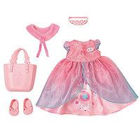 Платье для куклы Baby Born набор Одежда для принцессы, фото 1